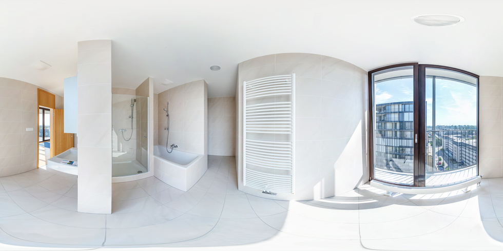 penthouse m nchen luxus dachterrassenwohnung kaufen oder. Black Bedroom Furniture Sets. Home Design Ideas