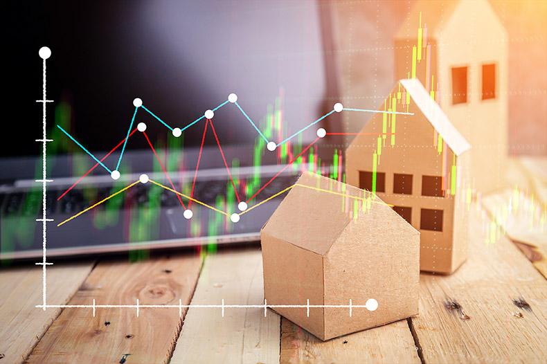 Immobilien bewerten Inhaltsbild